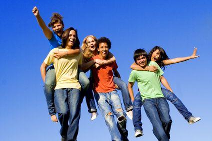 Jugendliche im IJFD